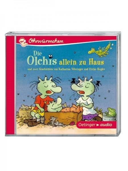 Die Olchis allein zu Haus (CD)