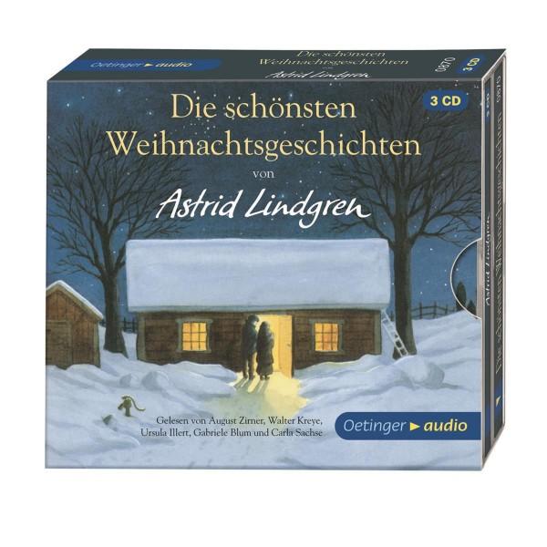 Die schönsten Weihnachtsgeschichten (3 CDs)