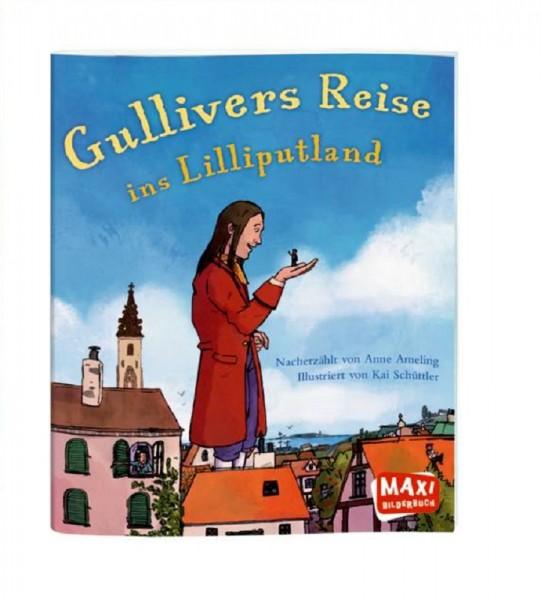 Gullivers Reise ins Lilliputland (Maxi)