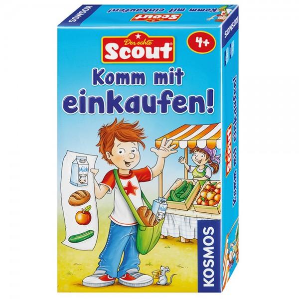 Kosmos Mitbringspiel Scout Komm mit Einkaufen