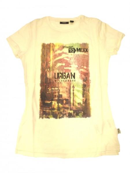 MEXX Mädchen T-Shirt paper mit Fotoprint Gr. 134 - 164