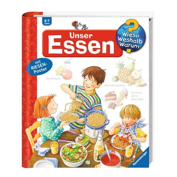 Ravensburger Kinderbuch Wieso Weshalb Warum? Unser Essen