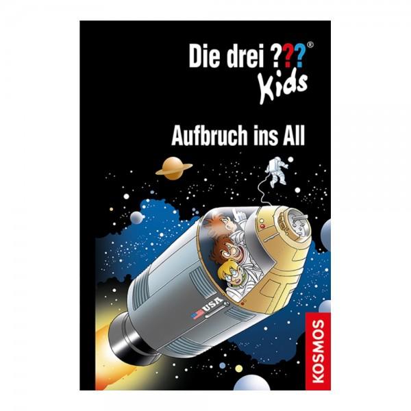 Kinder Buch Die drei ??? Kids Aufbruch ins All (Bd. 70)
