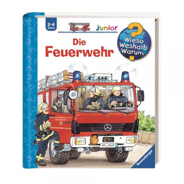 Ravensburger Wieso Weshalb Warum? Junior Die Feuerwehr (Band 2)