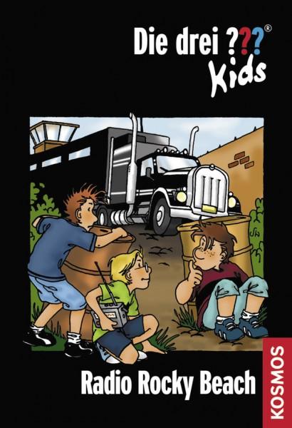 KOSMOS Die drei ??? Kids Buch, 2, Radio Rocky Beach