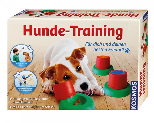 Kosmos Experimentierkasten Hunde-Training