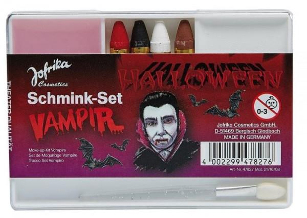 Jofrika Schmink-Set Vampir