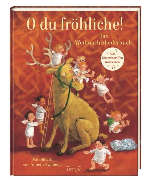 Kinderbuch Oh du fröhliche! Das Weihnachtsliederbuch