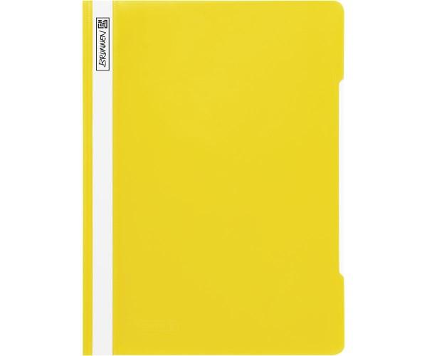 Schnellhefter A4 gelb