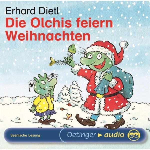 Kinder-CD Die Olchis feiern Weihnachten
