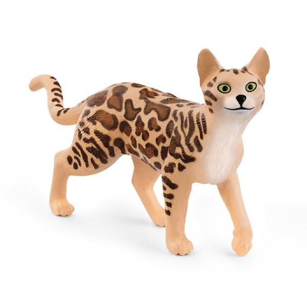Schleich Spielfigur Bengal Katze