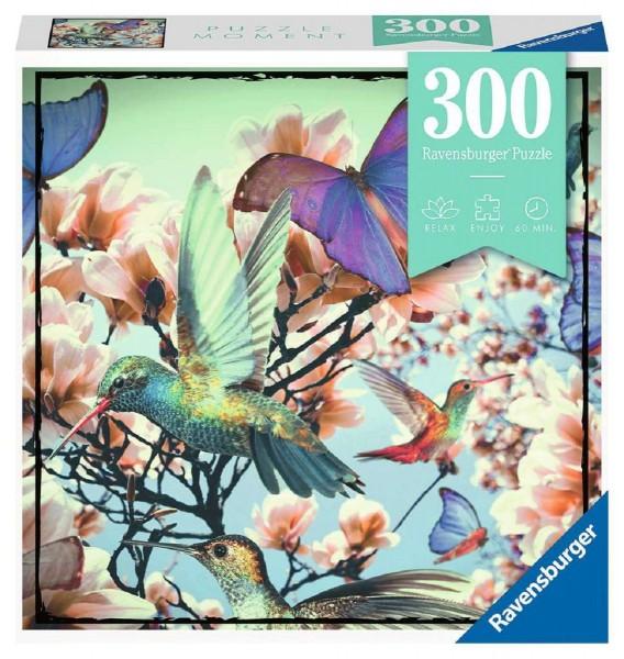 Ravensburger Puzzle Moment 300 Teile Hummingbird