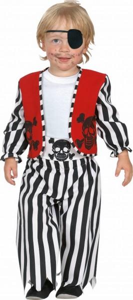 Mottoland Kinderkostüm Piratenjunge