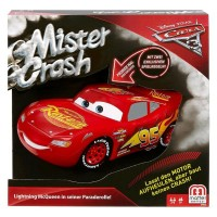 Mattel Spiel Mister Crash Cars
