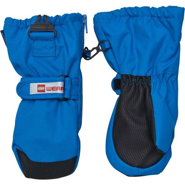 Lego Wear Jungen Ski-Handschuhe blau Gr. 80 - 104