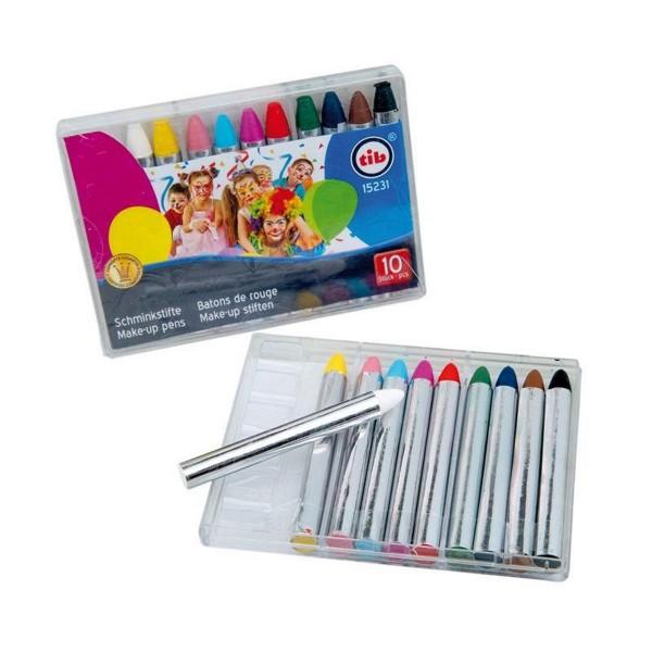 Tib Heyne Kinder Schminkstifte im 10er Set