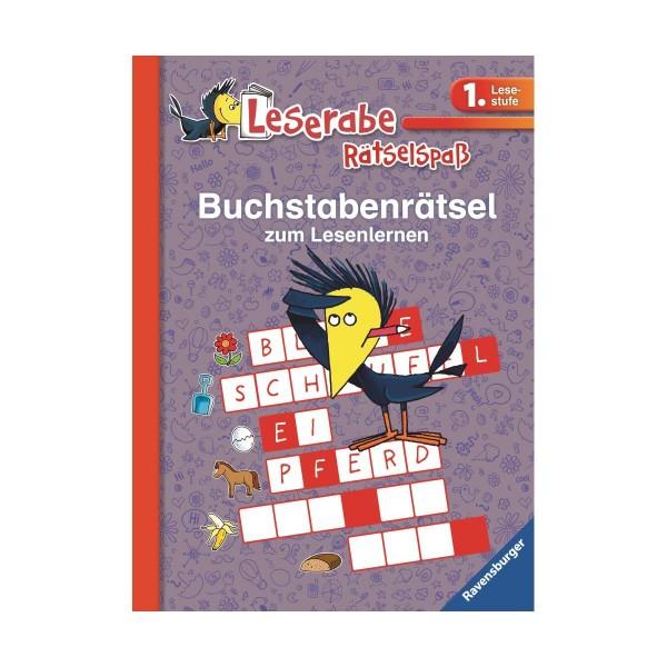 Ravensburger Buchstabenrätsel zum Lesenlernen (1. Lesestufe)