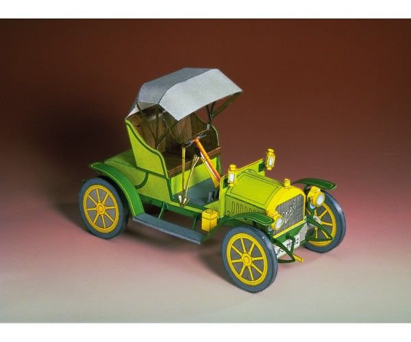 Schreiber-Bogen Modellbau Opel Doktorwagen 4/8 PS 1909
