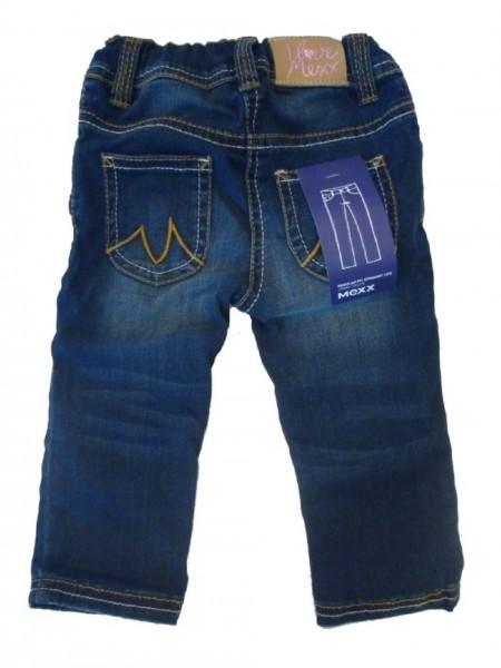 MEXX - Kinder Jeans sandstone denim - Mädchen Gr. 74 - 92