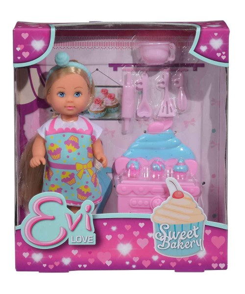 Simba Evi Love Puppe Sweet Bakery