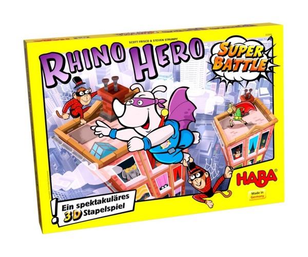 Haba Kinderspiel Rhino Hero Super Battle