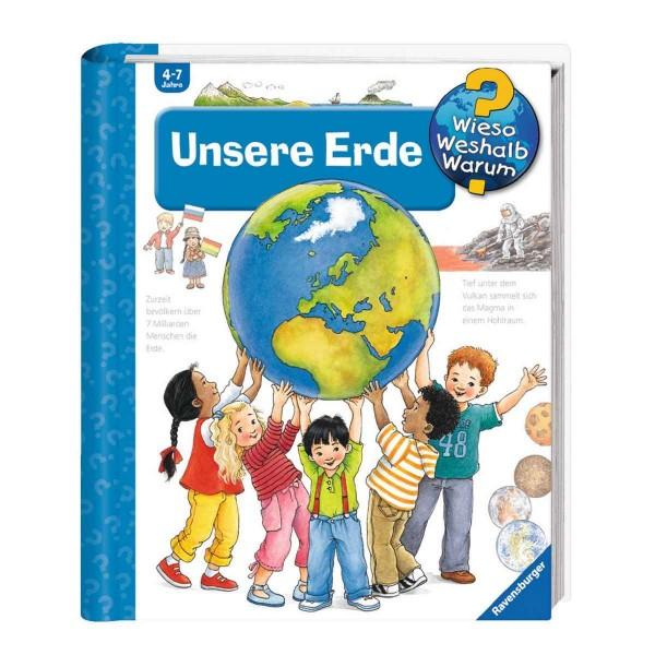 Ravensburger Kinderbuch Wieso Weshalb Warum? Unsere Erde