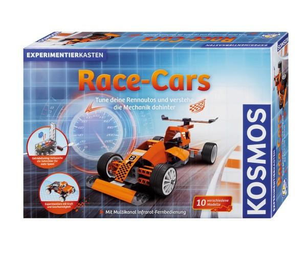 Kosmos Experimentierkasten Race-Cars