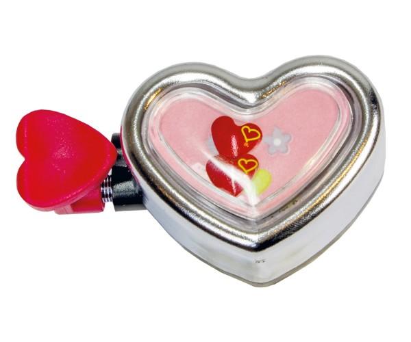 bbeBells Fahrradklingel Heart Shape