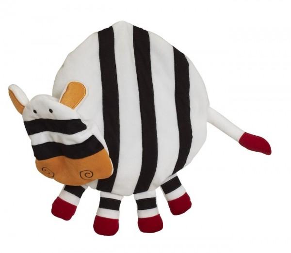 TRÄ PRESENT Pyjamabeutel Zebra