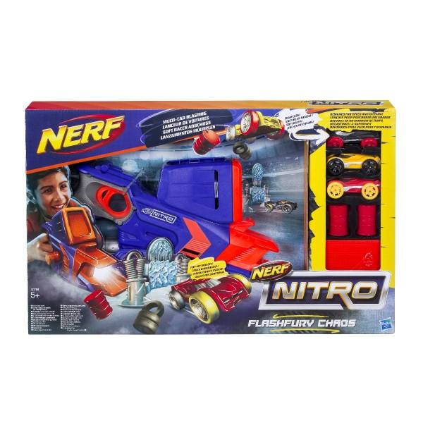 Hasbro Nerf Nitro Flashfury Chaos
