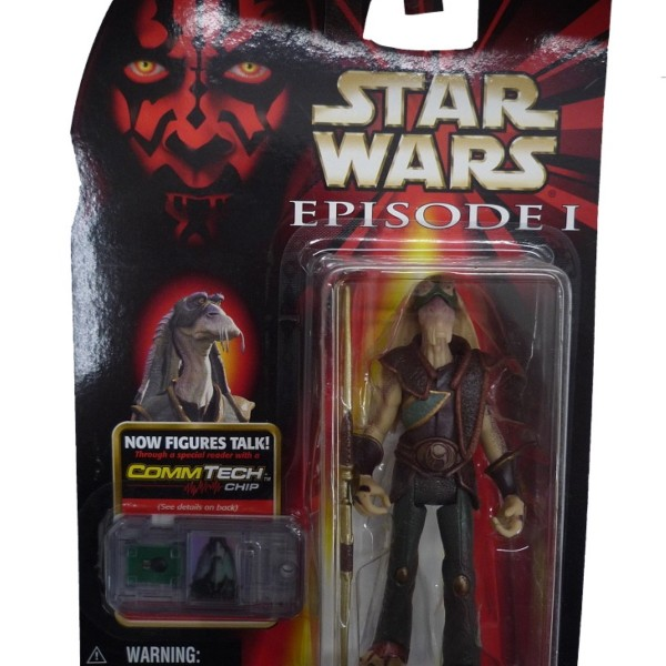 HASBRO Star Wars Captain Tarpals with Electropole