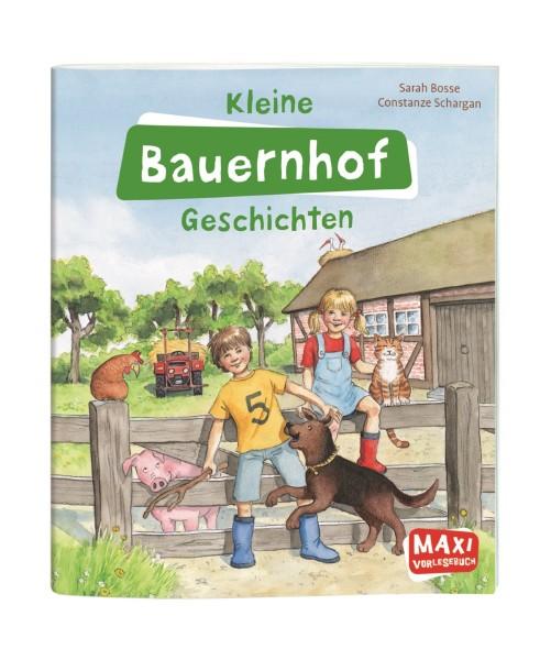 Kleine Bauernhof Geschichten (Maxi)