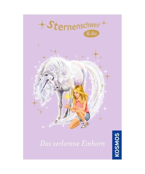 Kosmos Kinderbuch Sternenschweif & du, Das verlorene Einhorn