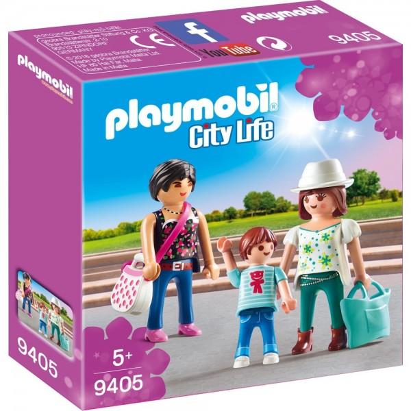 Playmobil® City Life Shopping Girls 9405