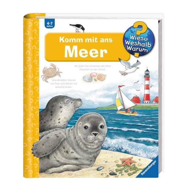 Ravensburger Kinderbuch Wieso Weshalb Warum? Komm mit ans Meer