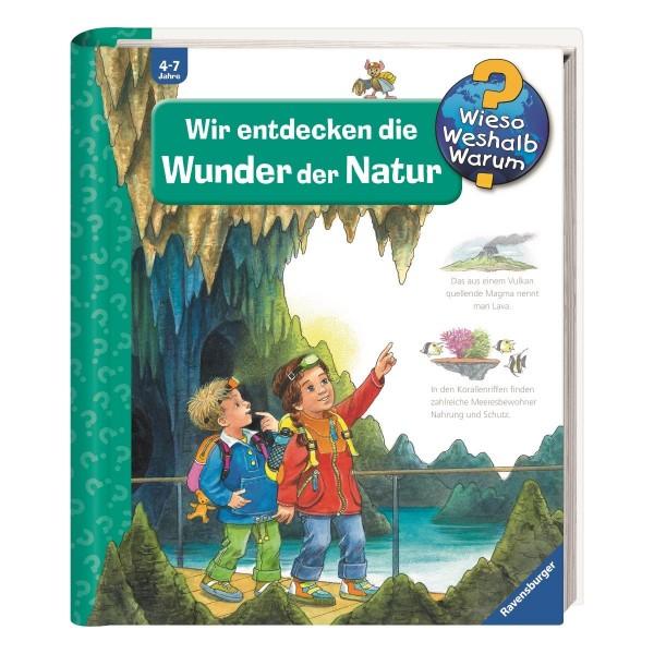 Ravensburger Wieso Weshalb Warum? Wir entdecken die Wunder der Natur (Band 61)