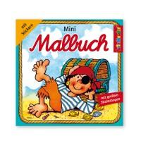 Lutz Mauder Mini-Malbuch Pirat Pit Planke