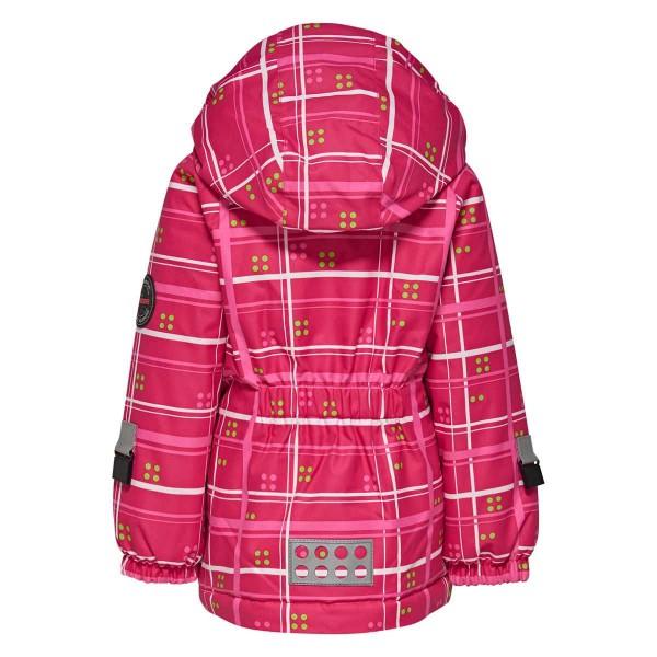 Lego Wear Mädchen Jacke pink Josie 775 Gr. 80 - 104