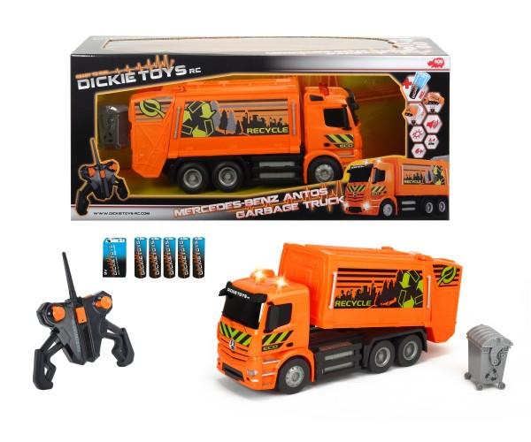 Dickie Toys RC Mercedes-Benz Antos Garbage Truck