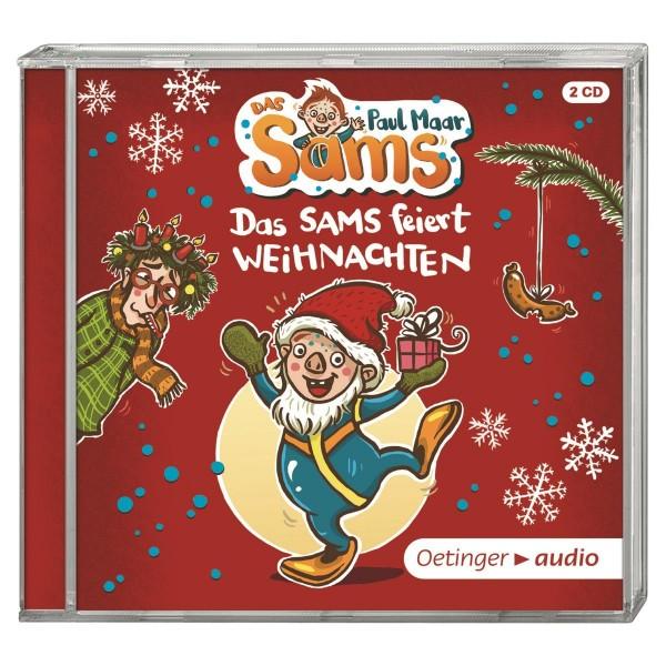 Kinder-CD Das Sams feiert Weihnachten 3er Pack