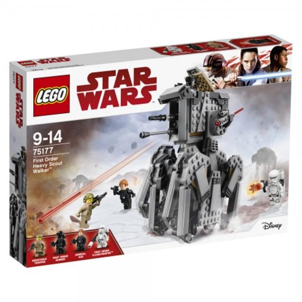 Lego® Starwars First Order Heavy Scout Walker 75177