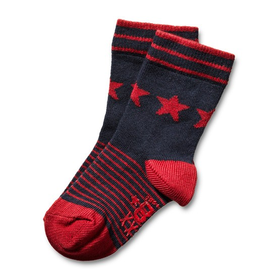 MEXX Jungen Baby Socken Stars blue midnight